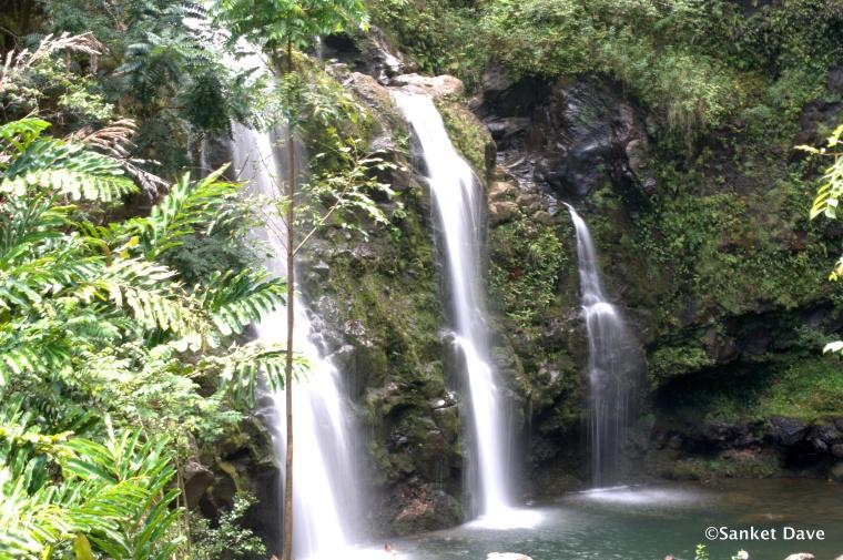 Waikini Falls